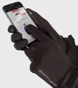 Guantes Eiker con touch screen