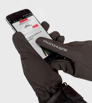 Guantes Ostfold con touch screen