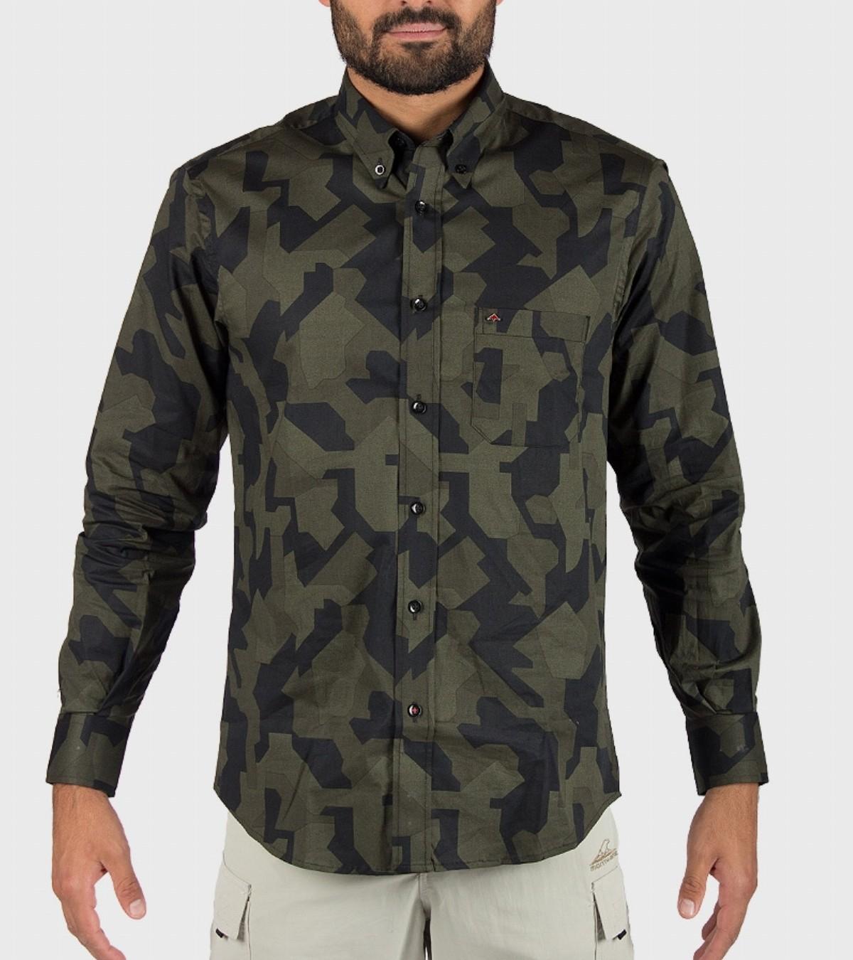 800cf0dbb8 Camisa de hombre Bruce M L
