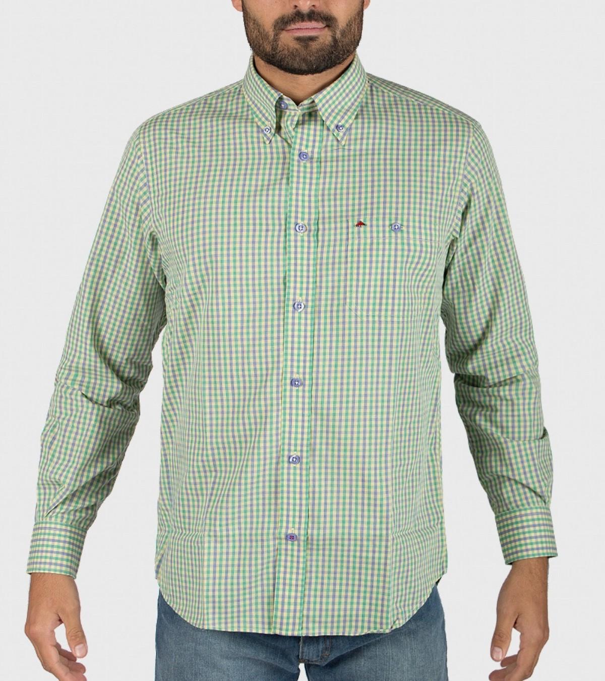 ac55123054 Camisa de hombre Carson M L