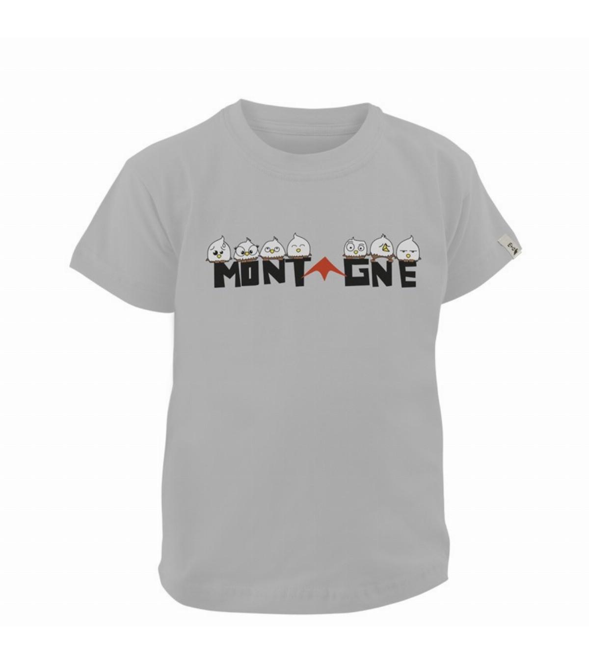 Remera de niños Monty - Remera de niños Monty b5329c72a73f4