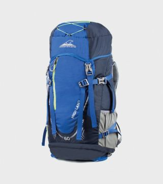 Mochila de camping High Land 60+10lts