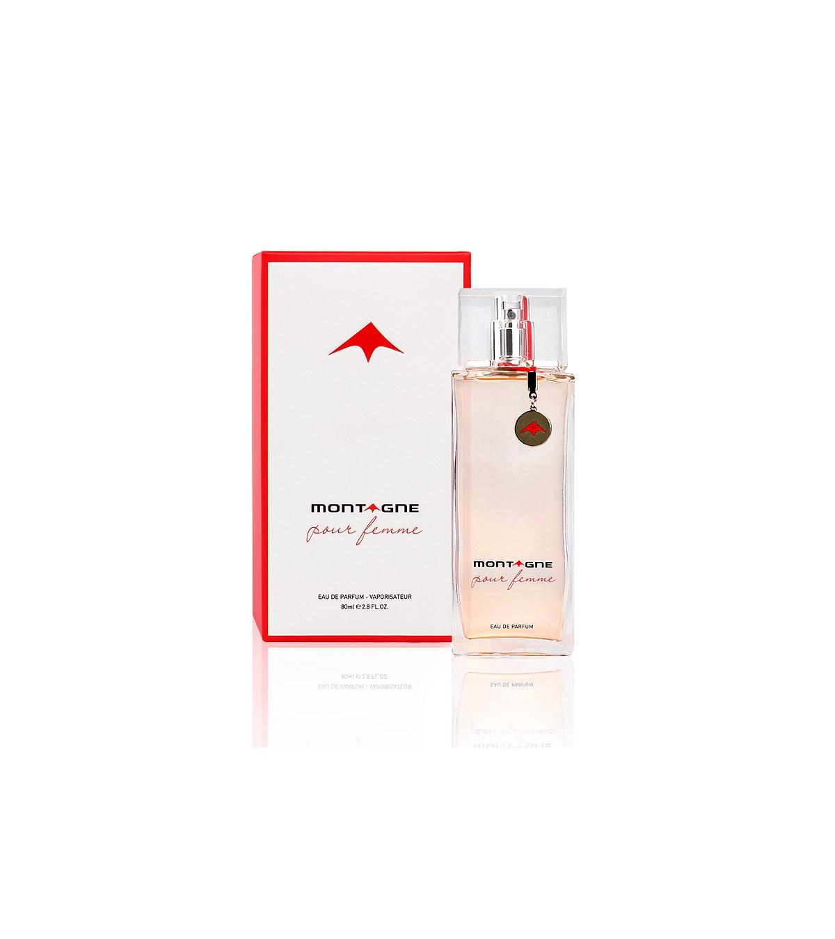 Perfume de mujer Montagne 55 ml