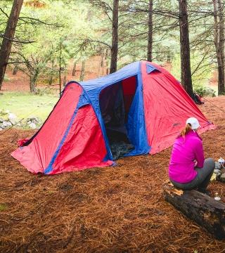 Carpa iglú Tiberias New 4 personas