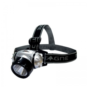 Linterna de camping Head Lamp 3+2 Leds New
