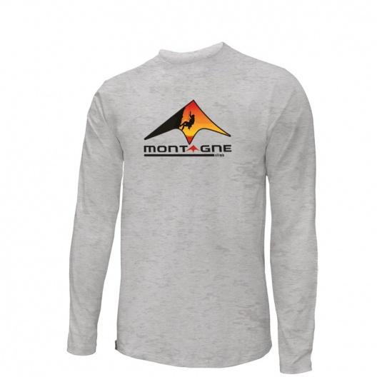 Climb man's shirt