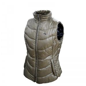 Airy woman vest