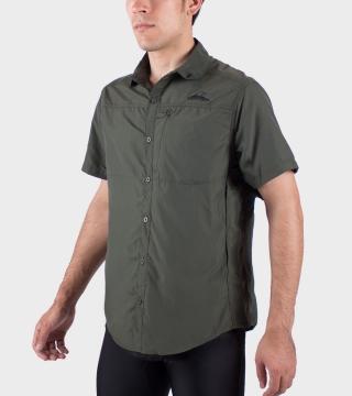 Camisa de hombre Terranova M/C