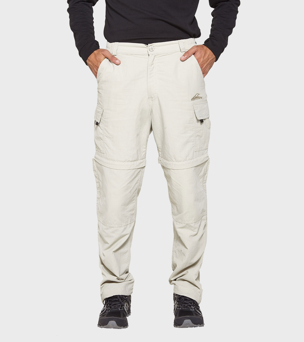 Pantalon De Hombre Sherpa Desmontable