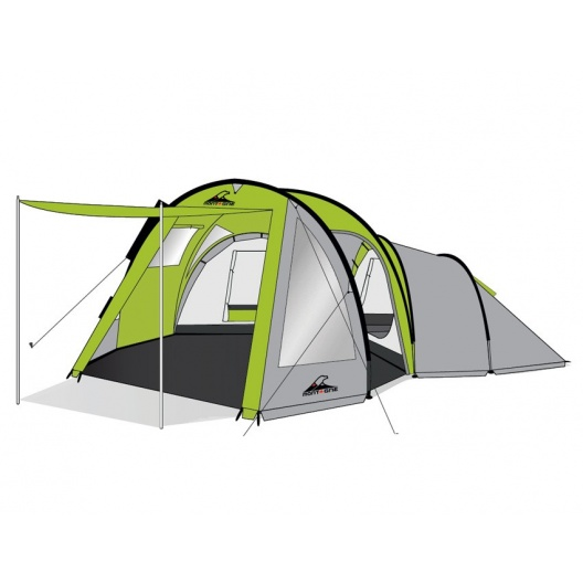Structural tent Bunker 8P