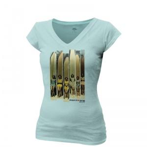 Surf woman's shirt