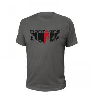 Men's short sleeve shirt Climber
