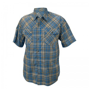 Camisa de hombre Argo M/C Escosesa