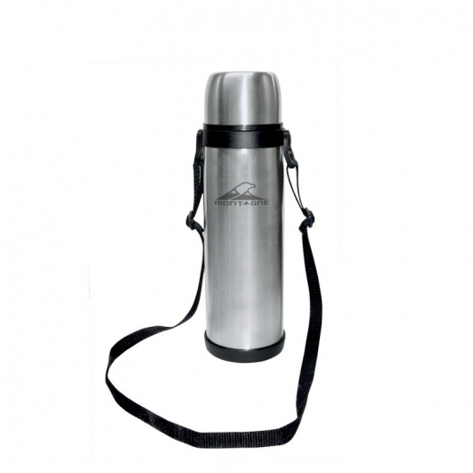 New Stainless steel thermos with belt