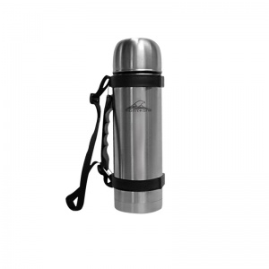 New Stainless steel thermos with handle