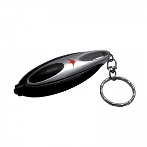 Flashlight Key Ring New Flach
