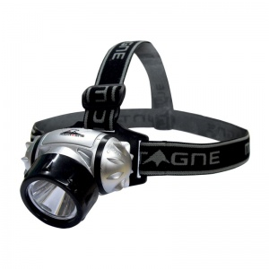 Linterna Head lamp 1 W New