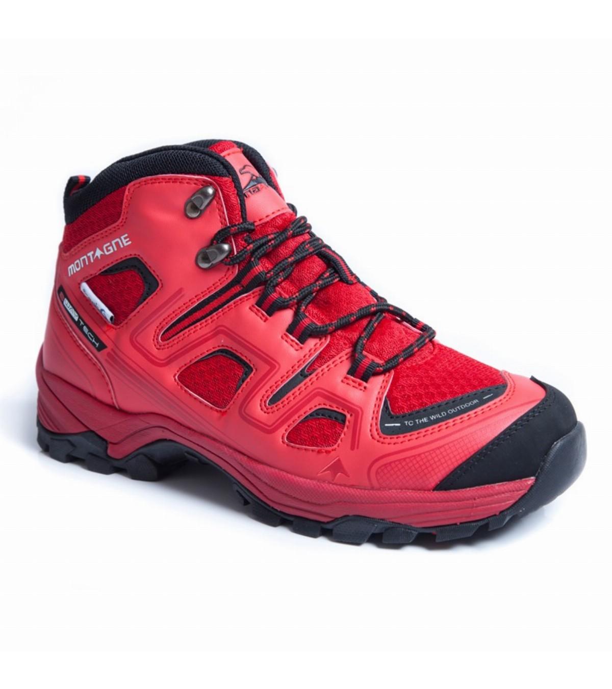 Botas de mujer Piggot - Zapatillas Montagne de mujer PIGGOTT