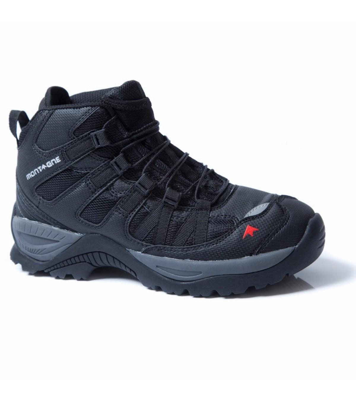 Botas de hombre Queva - Zapatillas Montagne de hombre QUEVA