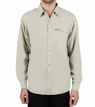 Camisa de hombre Quebec M L bc929053fc62
