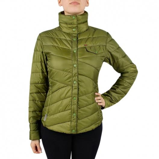 Swan woman jacket