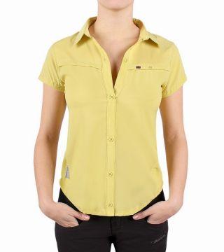 Camisa de mujer soft shell Nuria M/C
