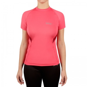 Remera running de mujer Space