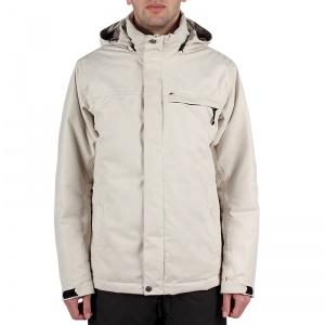 Waterproof suede jacket man Aramis