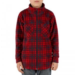 Evan kids micro polar jacket