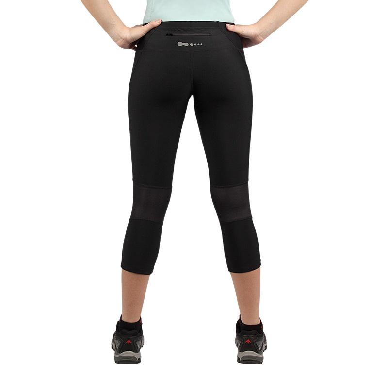 Calzas de compresión de spandex jogger