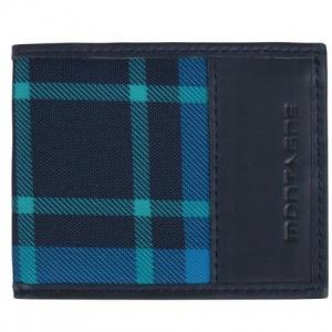 Billetera de tela de hombre Clane