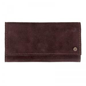 Billetera de cuero de mujer Nina