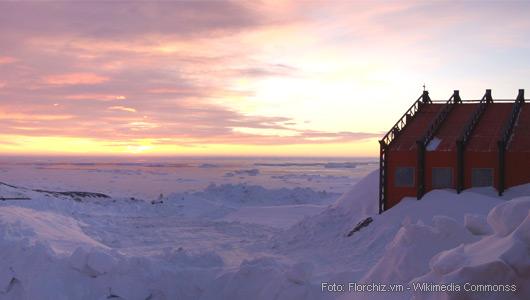 ¡Felíz Día Antártida Argentina! Base-marambio
