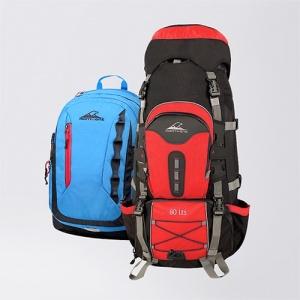 Mochilas y equipajes