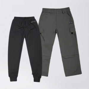 Pants, shorts & swimswits