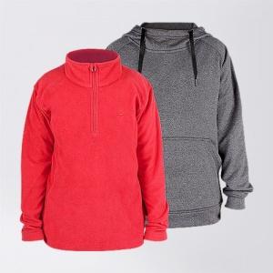 Sweatshirt & T-shirts & Turtlenecks
