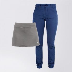 Pantalones y polleras