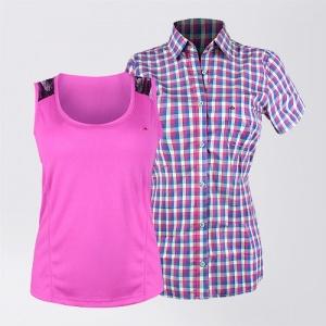 camisas chombas y remeras