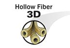 Hollow Fiber 3D