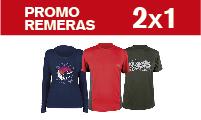 Logotipo Promo Remeras 2x1